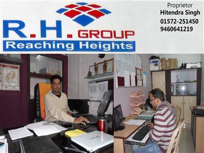 R H Group Financial services